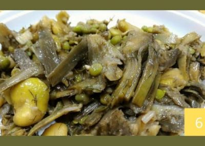 una antica ricetta siciliana la frittella