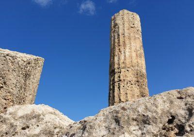 tempio F Selinunte
