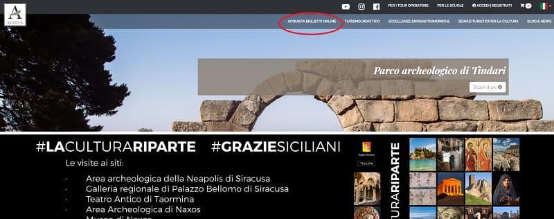 La Cultura Riparte in Sicilia