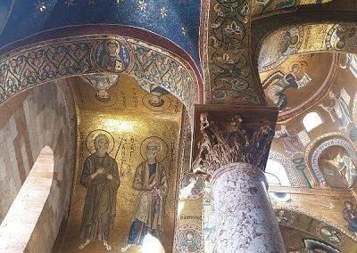Mosaici di Santa Maria Ammiraglio a Palermo