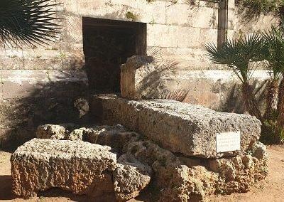 Mura Antiche di Palermo Presso San Cataldo