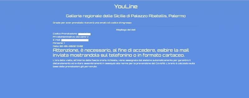 Prenotare un Biglietto Musei Siciliani su Youline